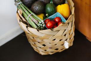 Profitez des fruits & légumes de saison!