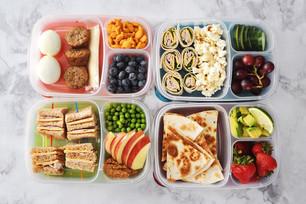 Garder la ligne grâce au Meal Prep