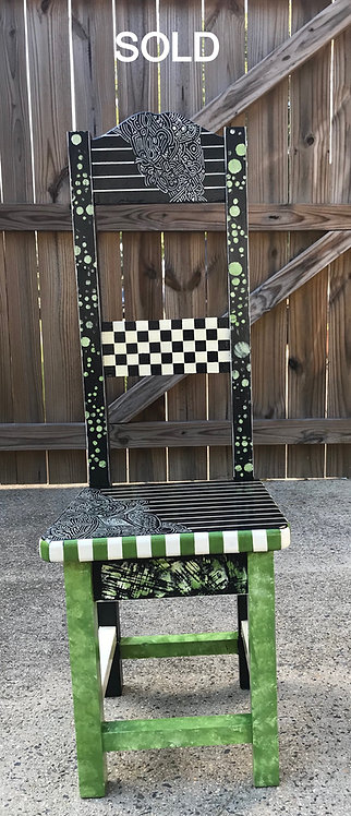O101 - Miniature Chair