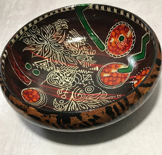 O125 - Decorative Bowl