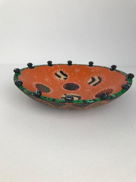 O102 - Wooden Bowl