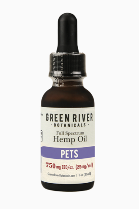 Green River Botanicals - Pet