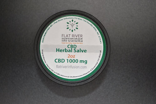 Flat River Infusions Salve