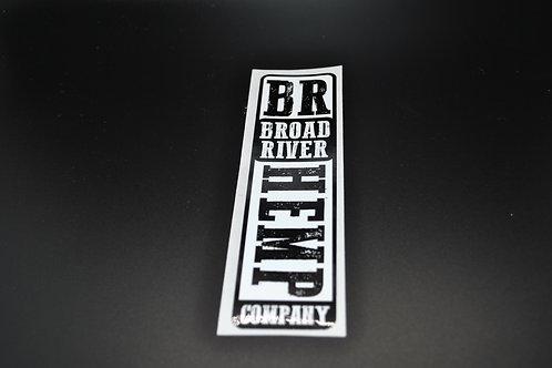 BRHC Sticker
