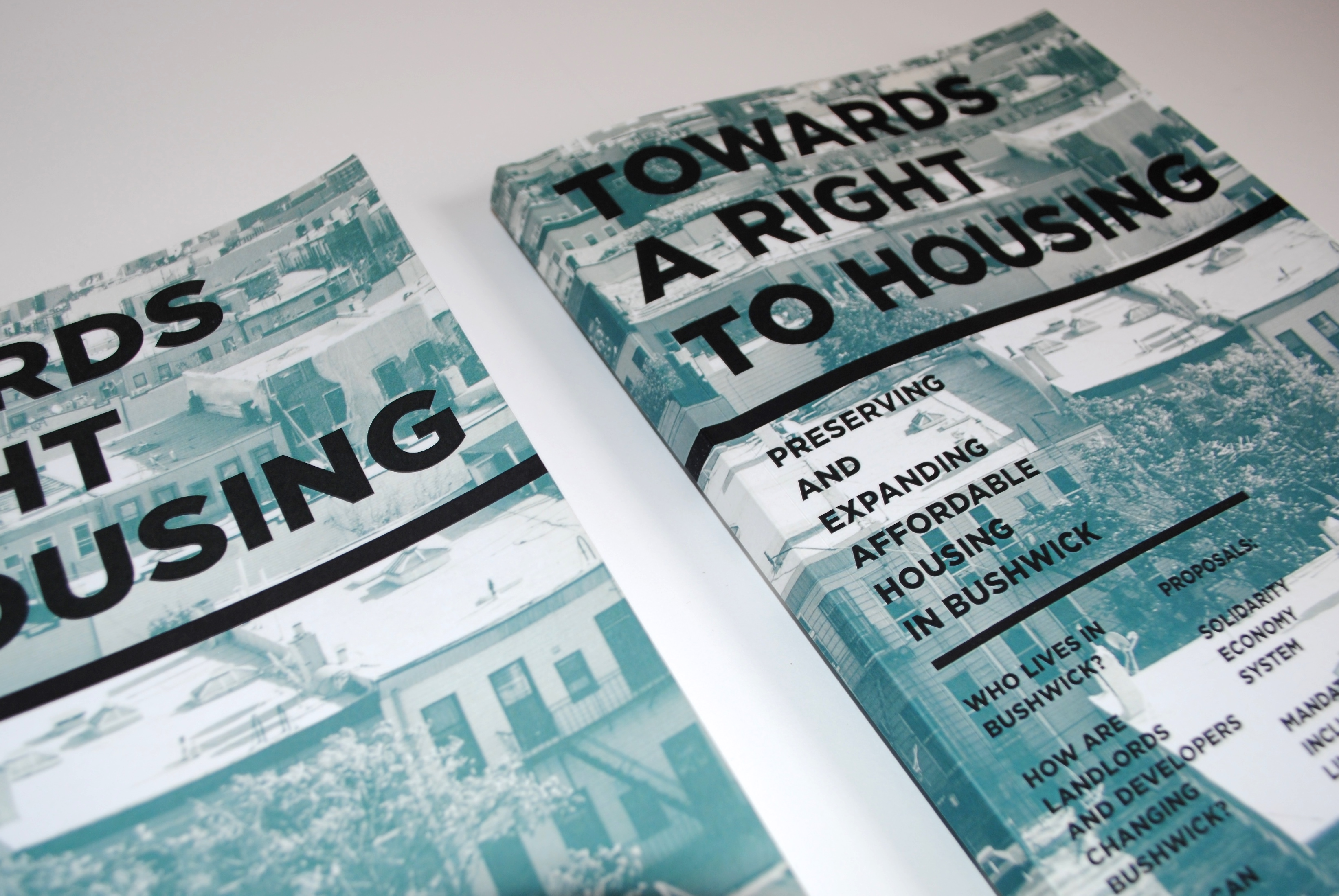 Toward a Right to Housing