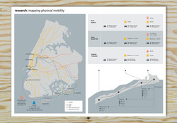 Mapping Physical Mobility