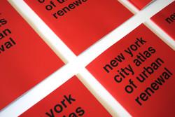 New York City Atlas of Urban Renewal