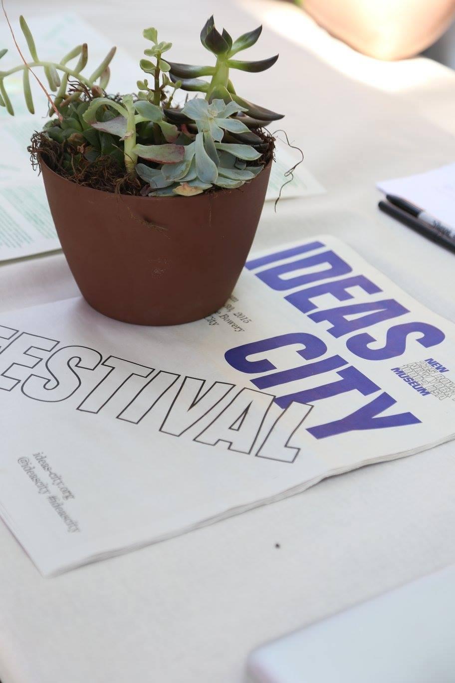 Ideas City Festival