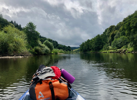 SUP the River Wye - Day 5