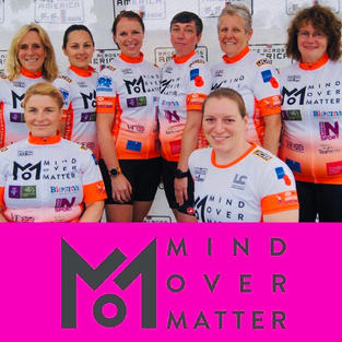 First all female wounded, injured and sick team to complete the worlds toughest cycle race, the Race Across America.