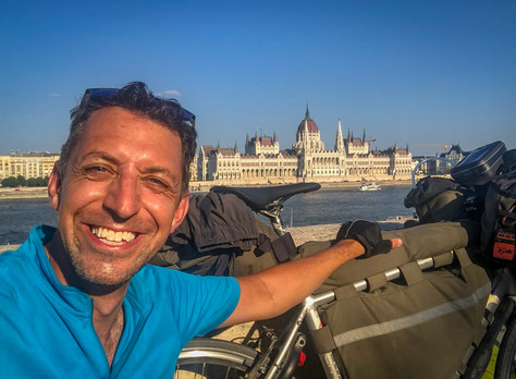 Cycling from London to the Black Sea - Pt2