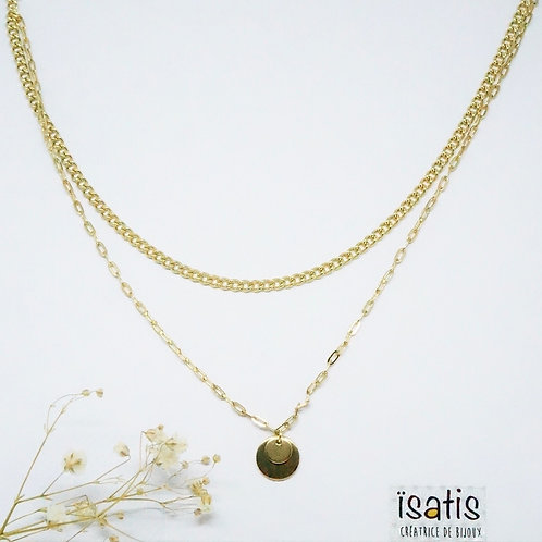 Collier double 02
