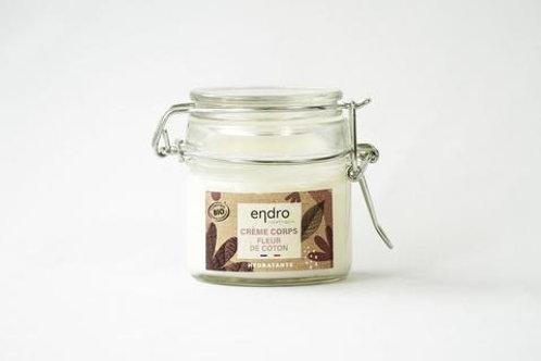 Crème corps hydratante Endro - Fleur de coton