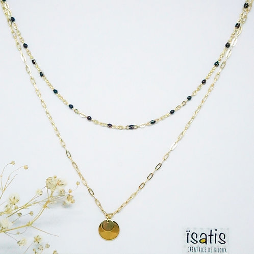Collier double 01