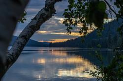 Flathead Sunset