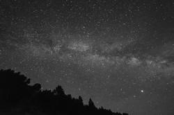 Inyan Kara Milky Way, WY