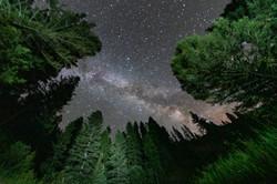 Big Sky Milky Way, MT