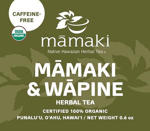 Māmaki & Wapine Blend