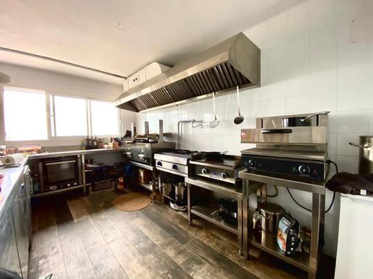 Proffesional kitchen