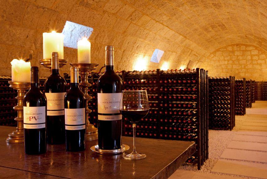 Abadia-Retuerta-LeDomaine-Hotel-Spain-Wine-Cellar-56a8a1775f9b58b7d0f3c4ab