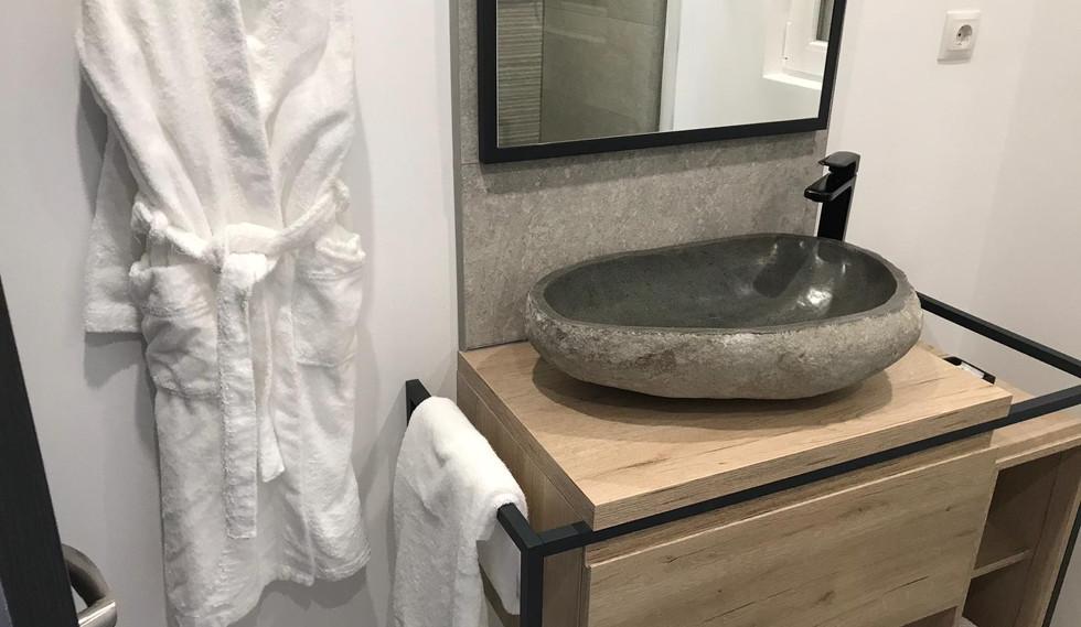 Ensuite Bathroom for each room