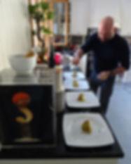 Bilbao private cooking class