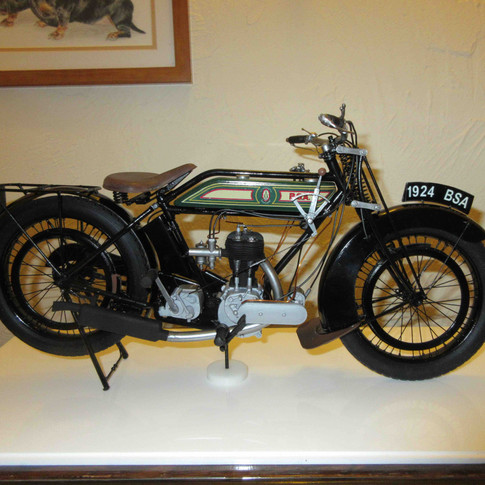 1924 BSA