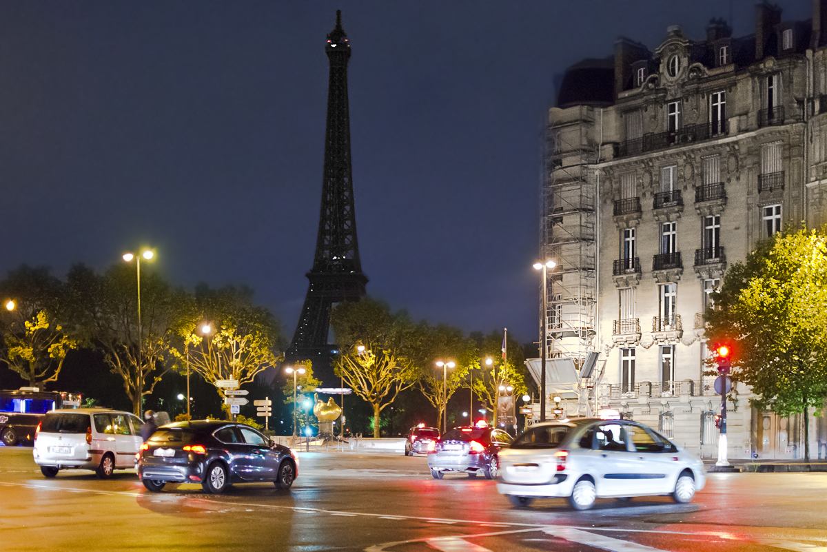 Tour Eifel, Parigi