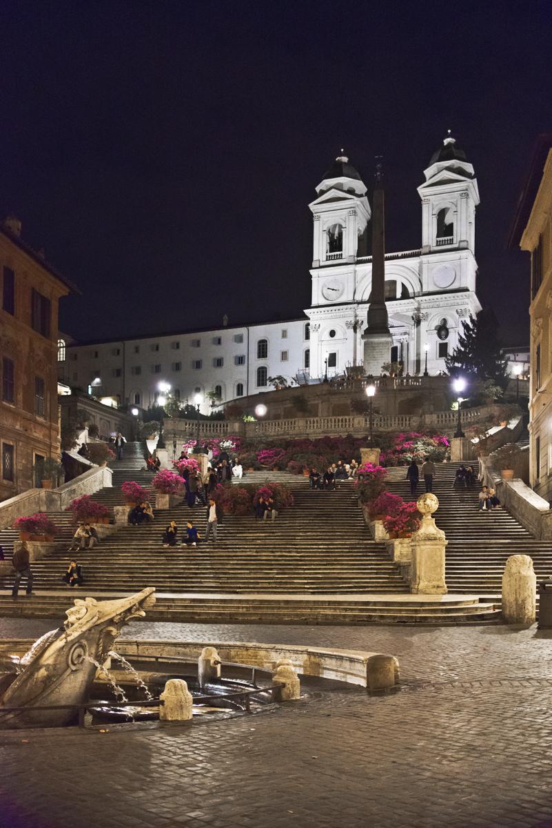 Trinità dei Monti, Roma