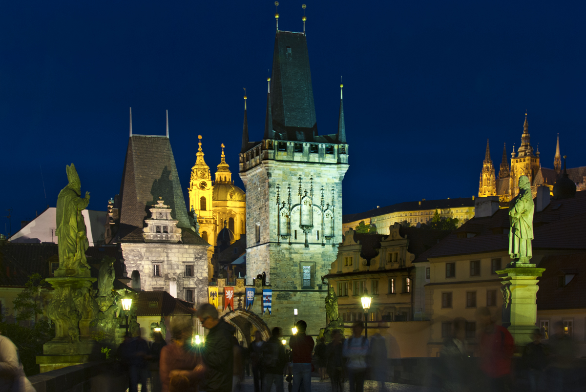 Karlův most, Praga