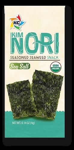 Organic Sea-Salt Seaweed Snack 1 BOX ( 12PACK )