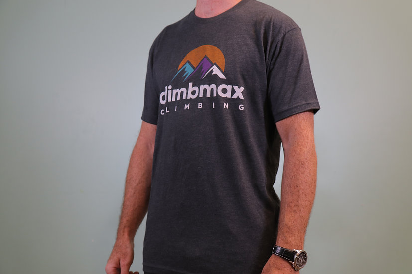 Climbmax Full Color Logo Tee - Unisex