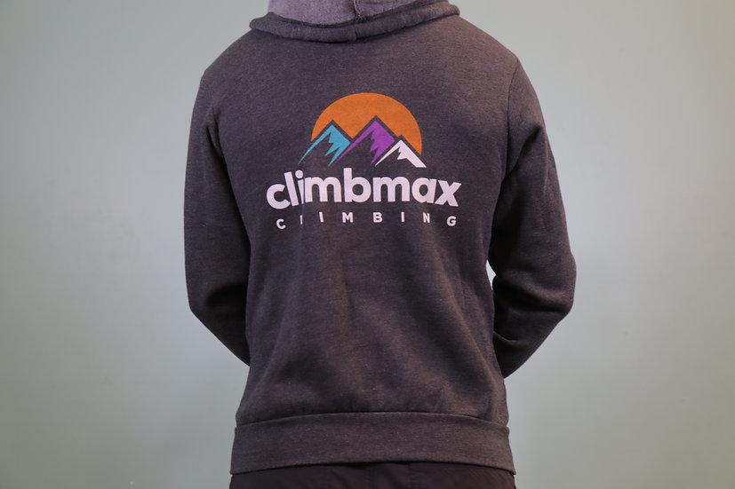 Climbmax Logo Full Zip Hoody - Unisex