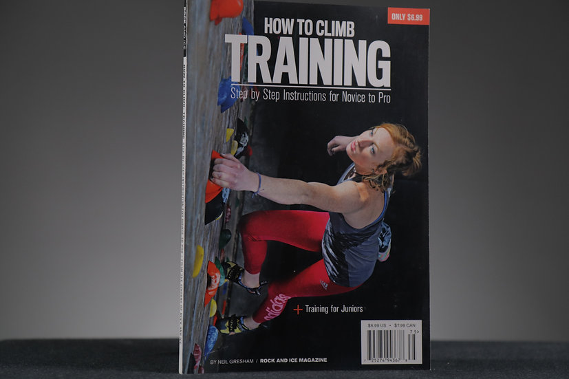 How to Climb: Training