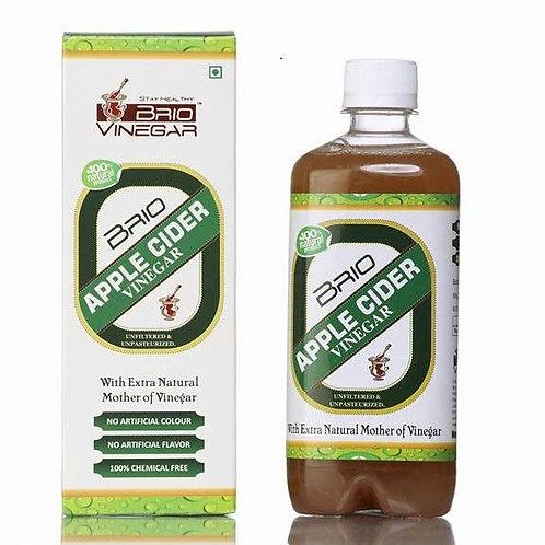 BRIO Apple Cider Vinegar With Mother 500 ml