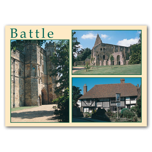Battle Comp - Sold in pack (100 postcards)
