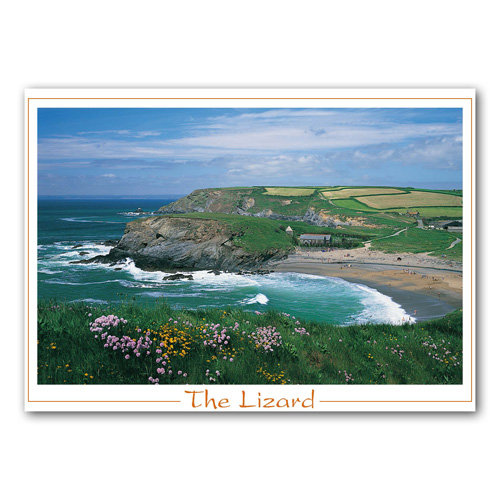 Cornwall The Lizard - Sold in pack (100 postcards)