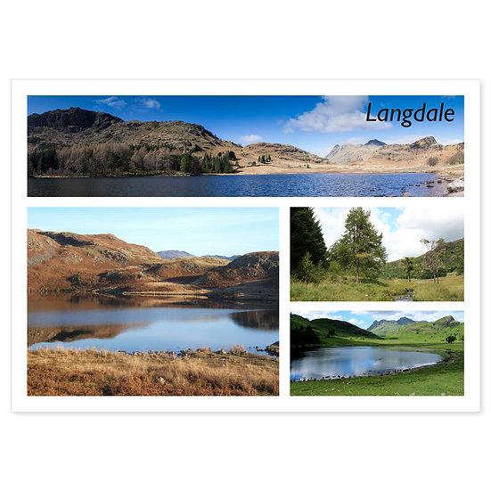 Langdale - Sold in pack (100 postcards)