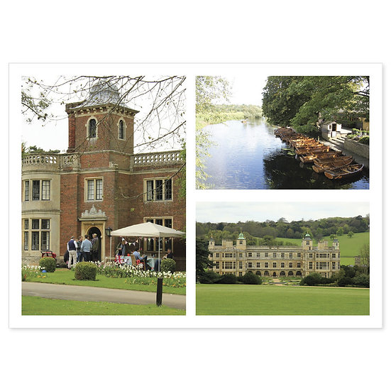 Audley End House - Sold in pack (100 postcards)
