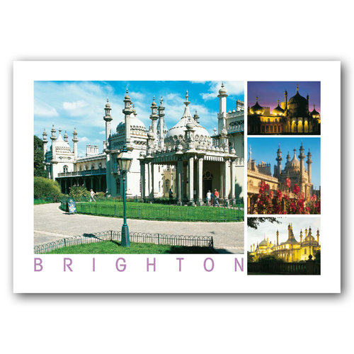 Brighton - Sold in pack (100 postcards)