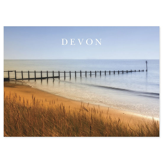 Devon Coast - Sold in pack (100 postcards)