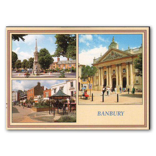 Banbury - Sold in pack (100 postcards)