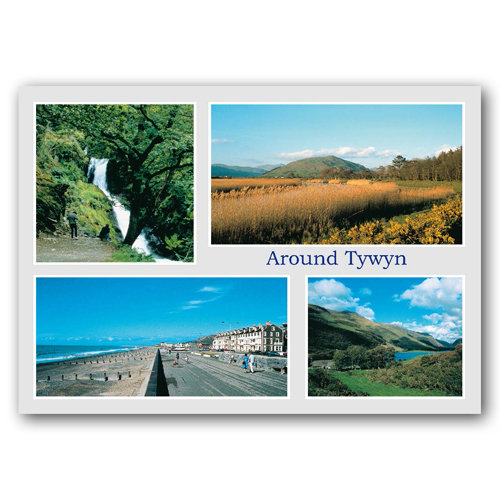 Tywyn Comp - Sold in pack (100 postcards)