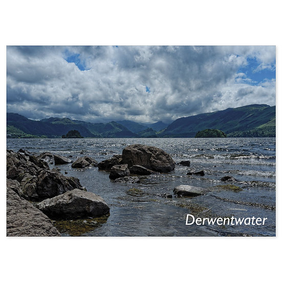 Derwentwater - Sold in pack (100 postcards)