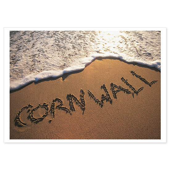 Cornwall - Sold in pack (100 postcards)