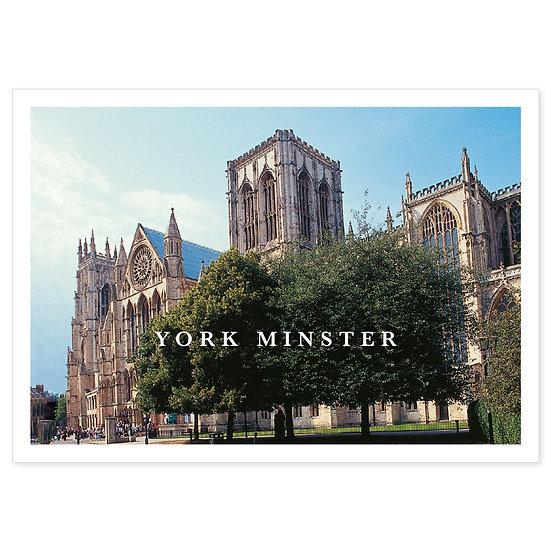 York Minster - Sold in pack (100 postcards)