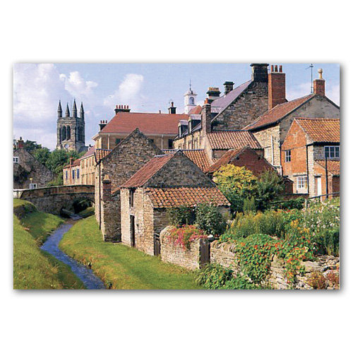 Helmsley Borough Beck - Sold in pack (100 postcards)