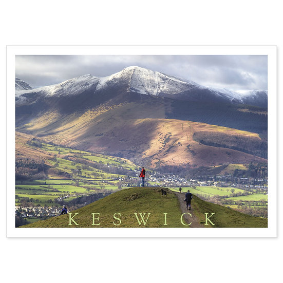 Keswick - Sold in pack (100 postcards)