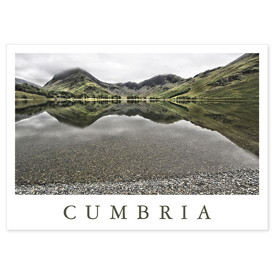 Cumbria - Sold in pack (100 postcards)