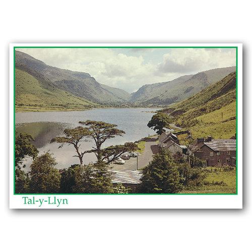 Tal Y Llyn Lake - Sold in pack (100 postcards)